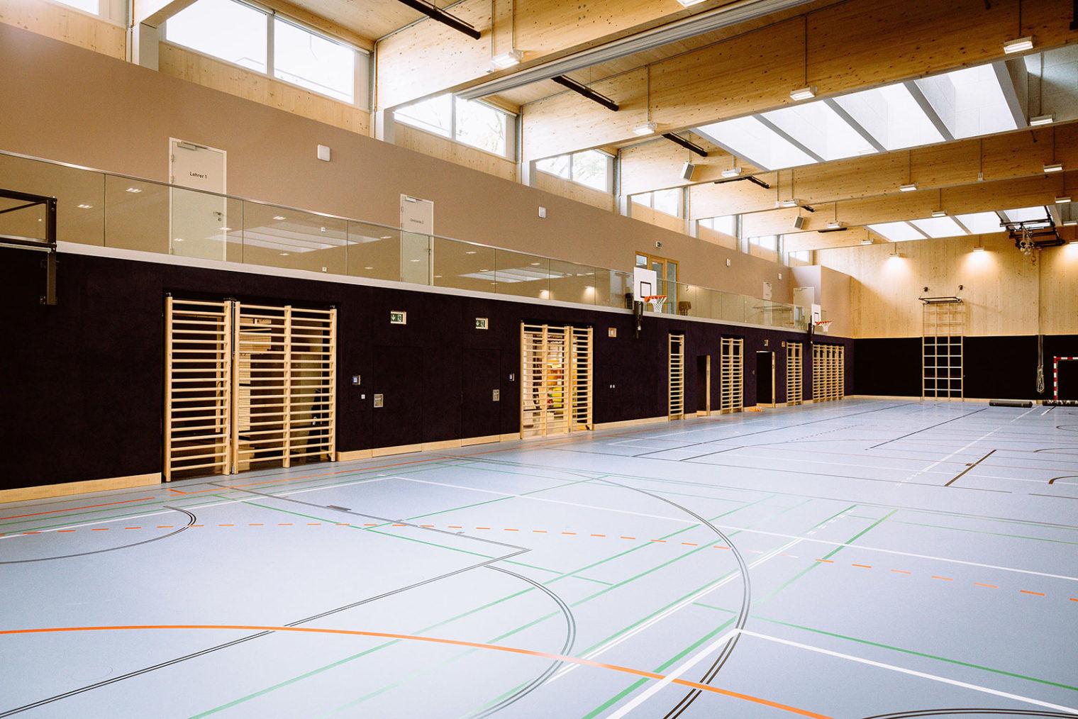 Sporthalle Innenstadt Leoben