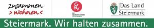 Logo: Zusammen Wohnen Land Steiermark