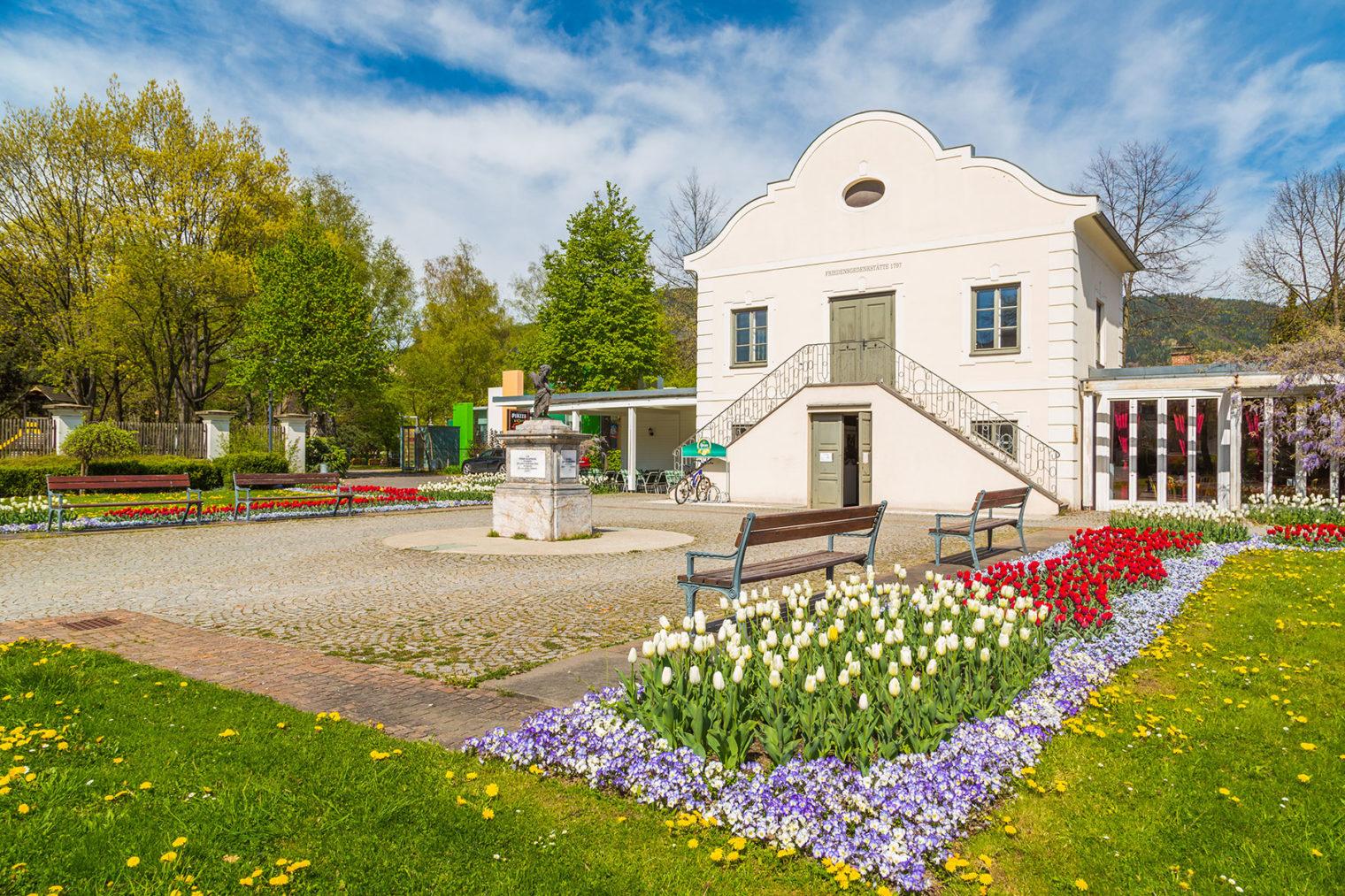 Eggenwaldtsches Gartenhaus Leoben
