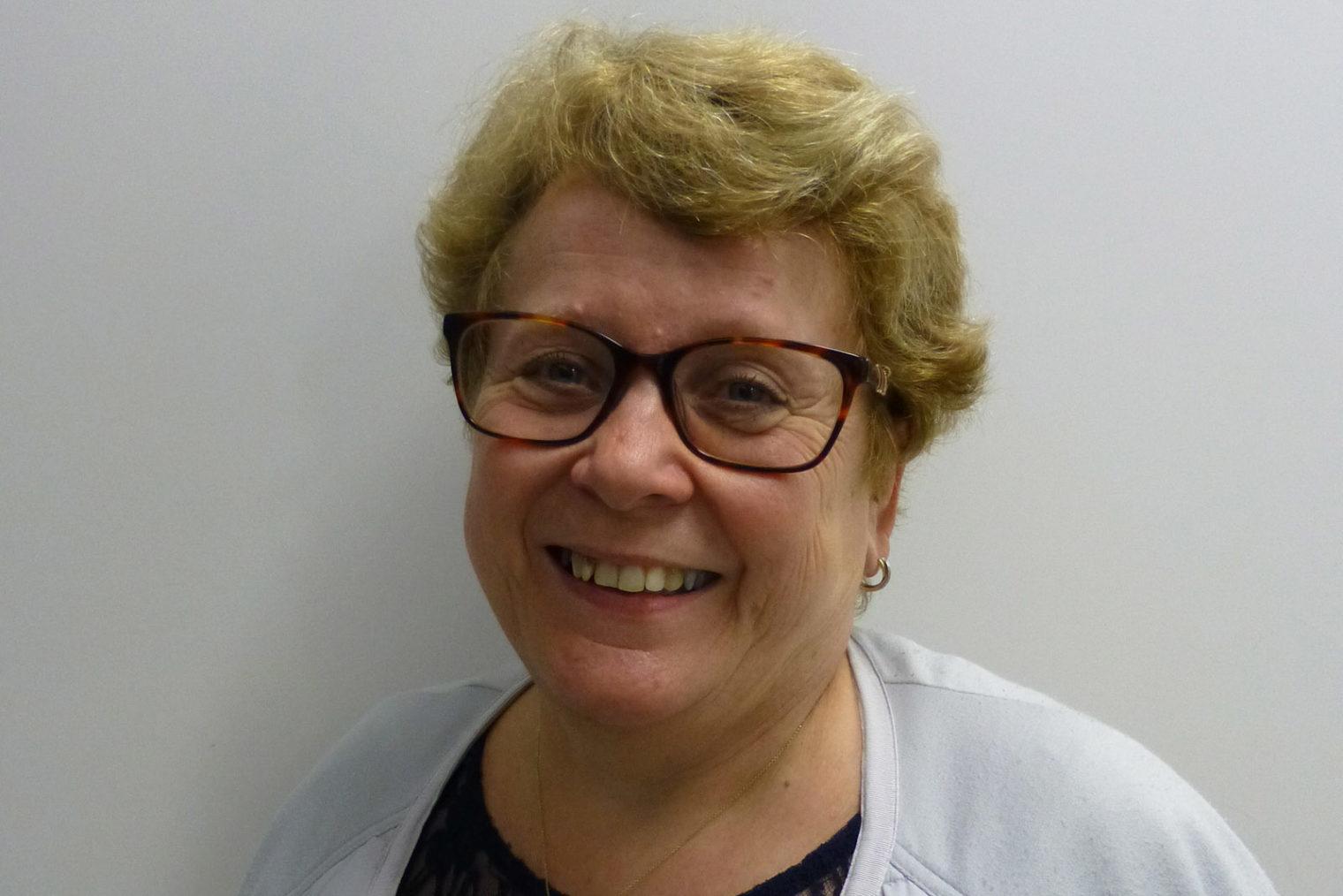 Maria Götzenbrucker -Mieterbeirätin