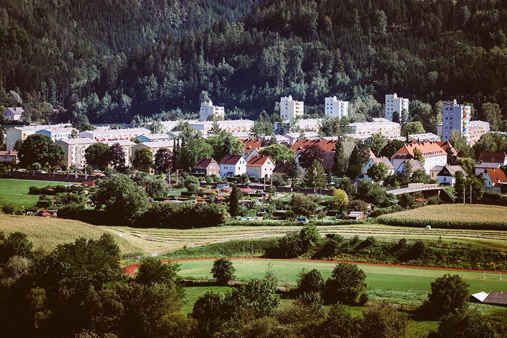Ortsteil Leoben Lerchenfeld