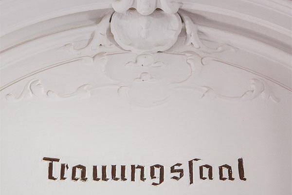 Imagebild Trauungsaal Standesamt Leoben