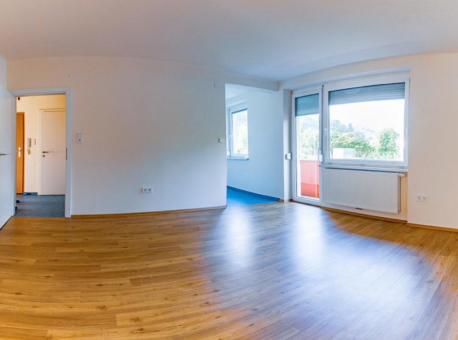 Sample flat - facilities and amenities