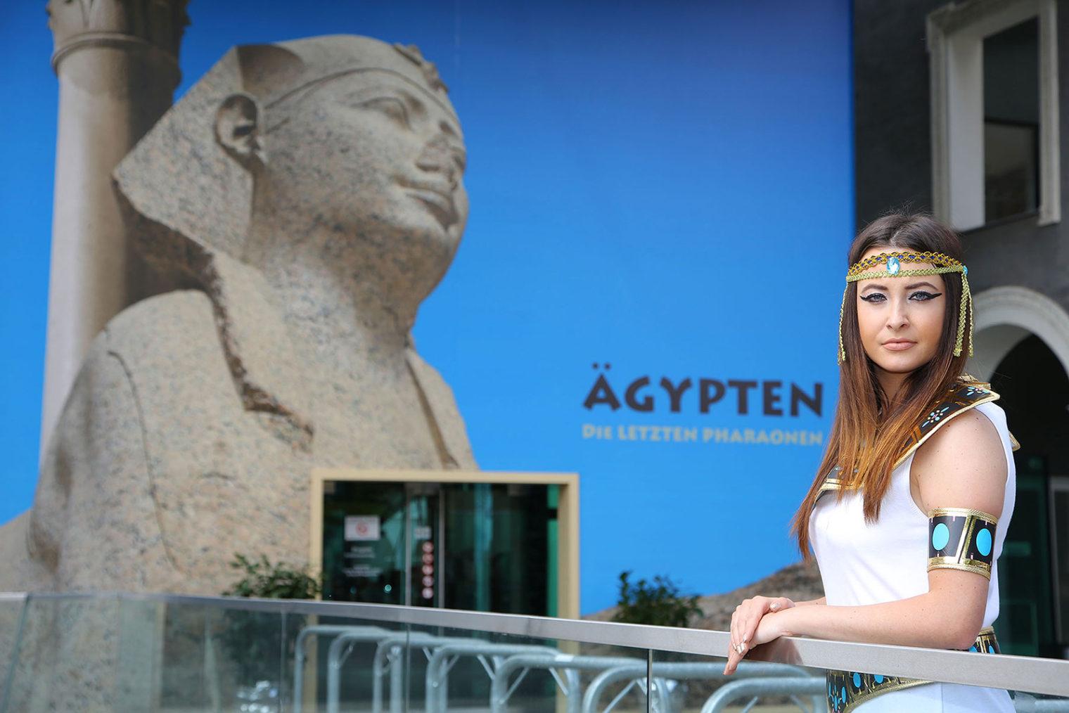 Ägypten Ausstellung 2015