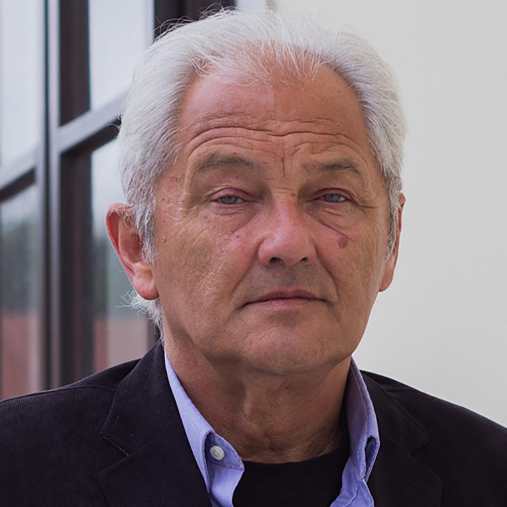 Porträt Günther Freitag
