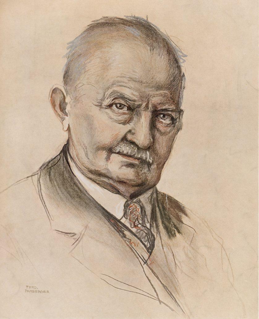 Portrait Hans Klöpfer