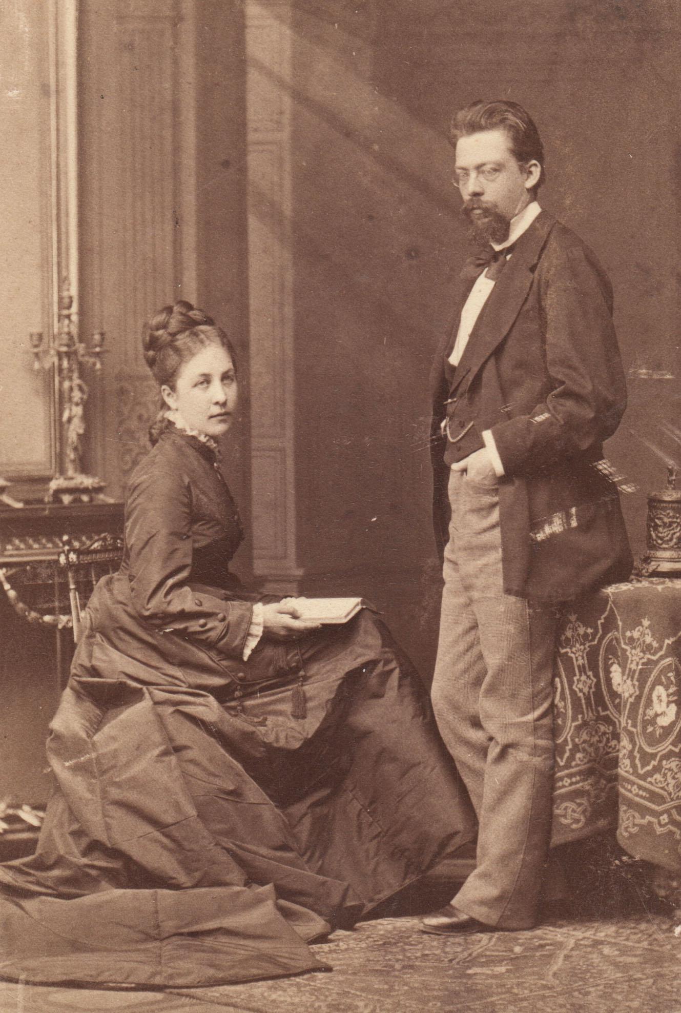Bildnis von Johanna Menner und Hans Höfer von Heimhalt