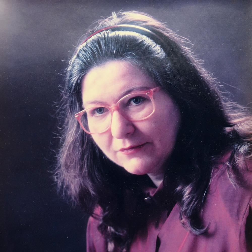 Porträt Mag. Elfriede Baumgartner