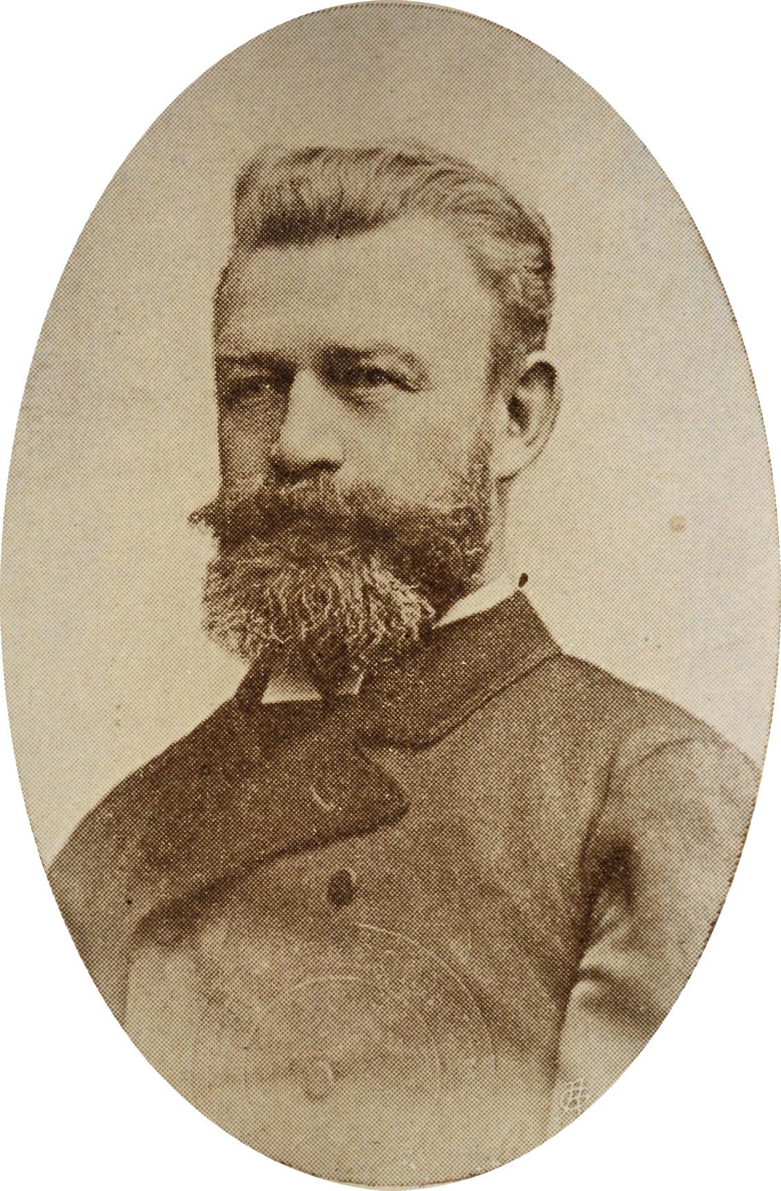 Porträt von Hans Höfer von Heimhalt;