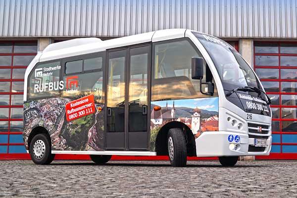 Bus on demand (