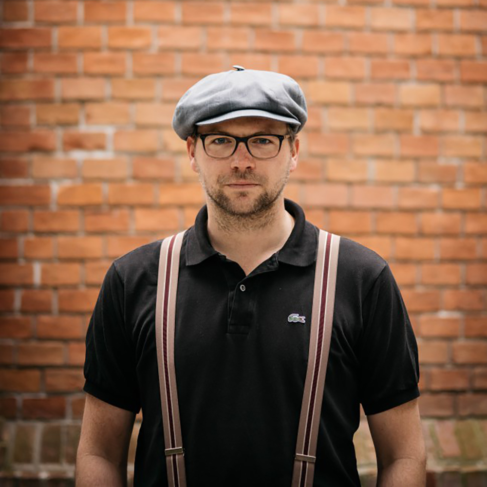 Porträt Thomas Stipsits