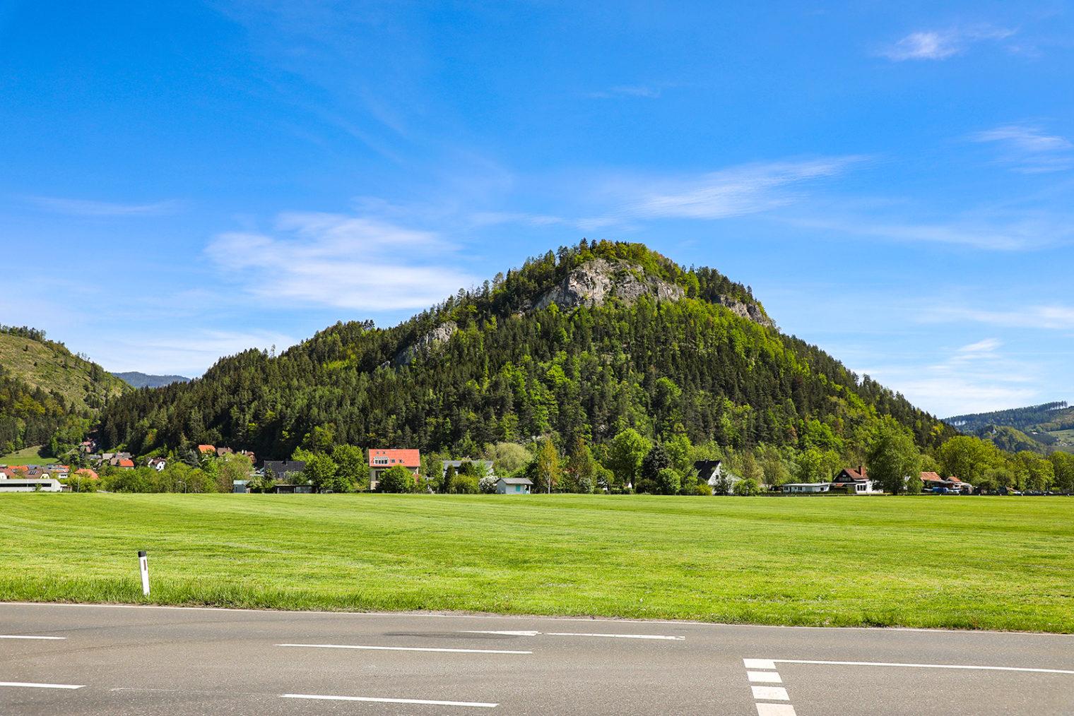 Häuselberg in Leoben-Hinterberg