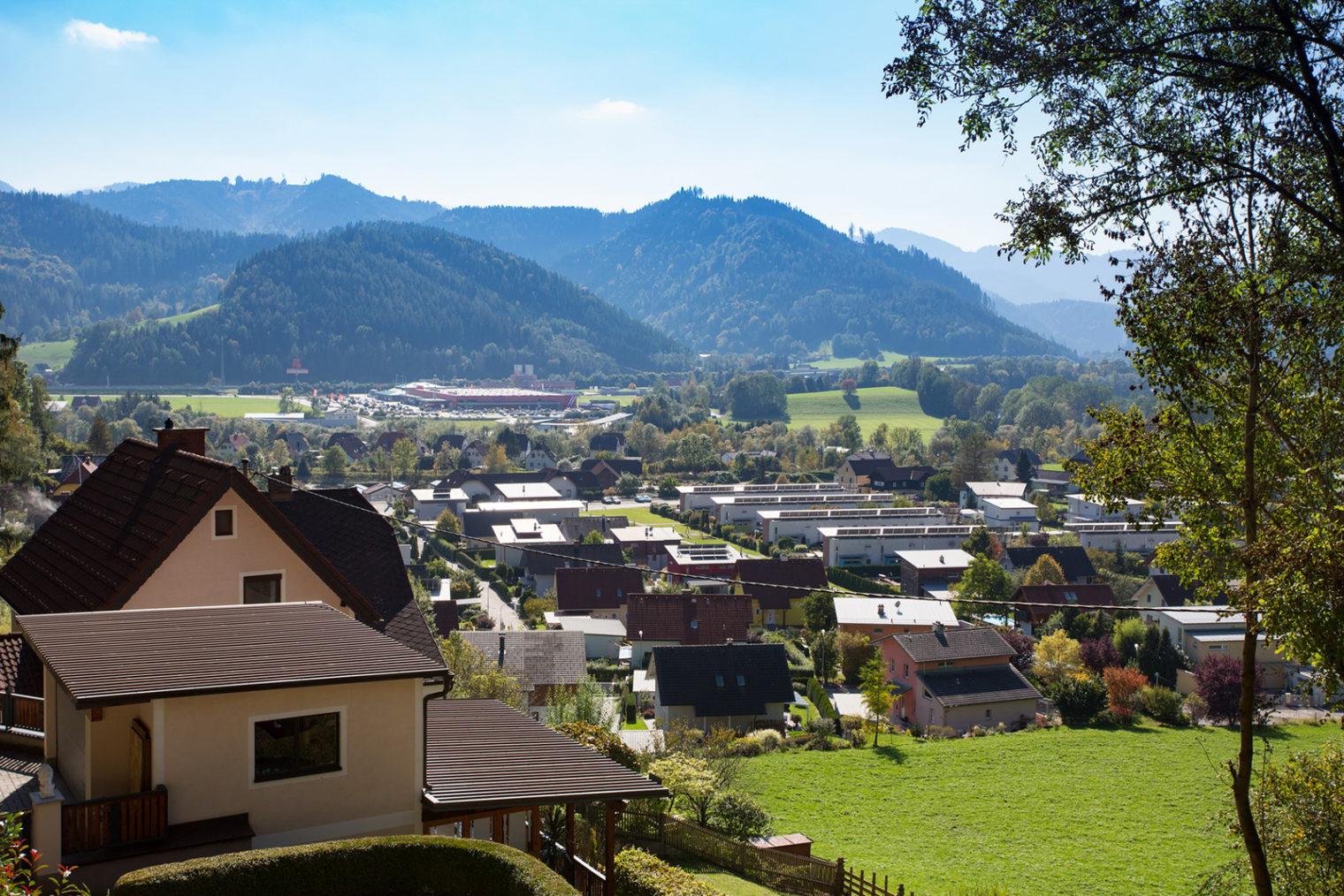 SunCity in Hinterberg