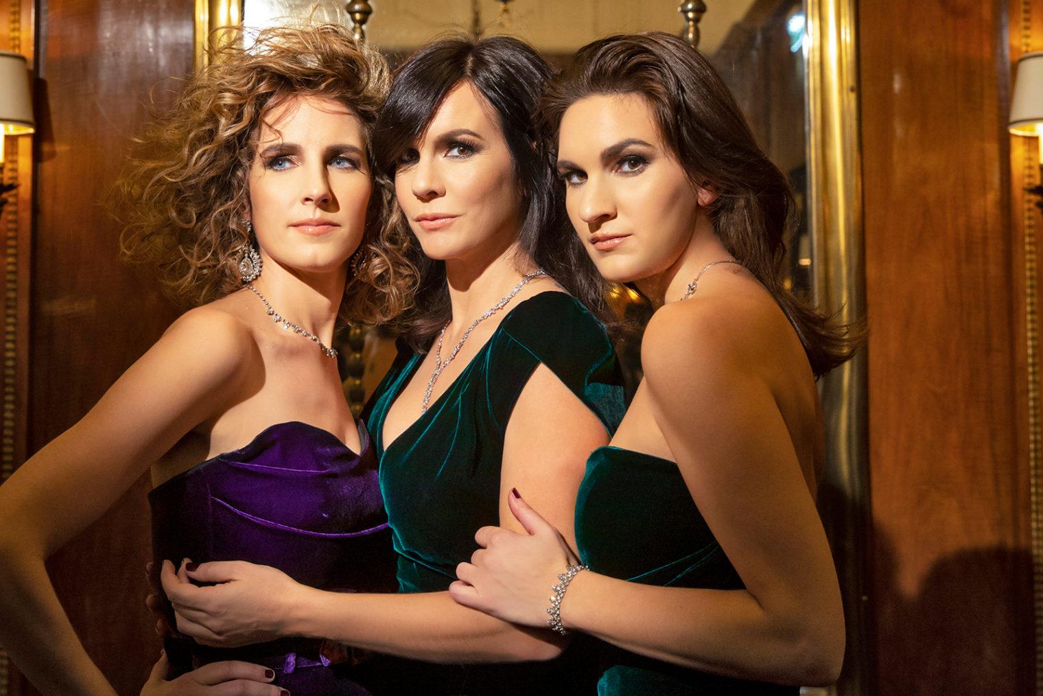 Gruppenbild der Schick Sisters