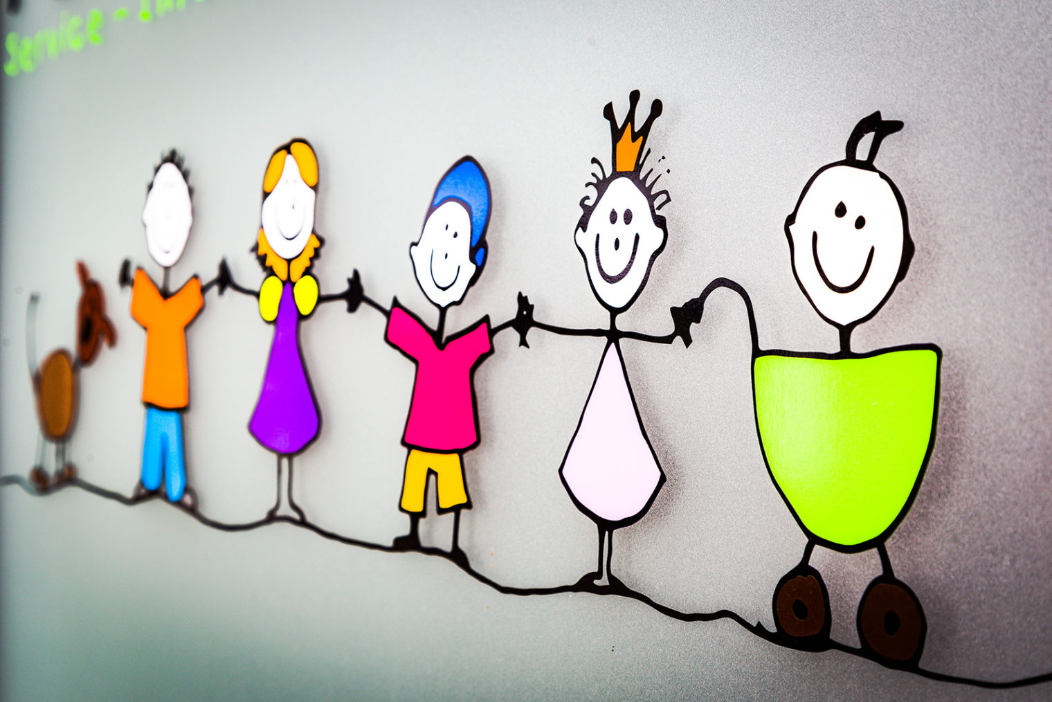 Symbolbild Familienbüro