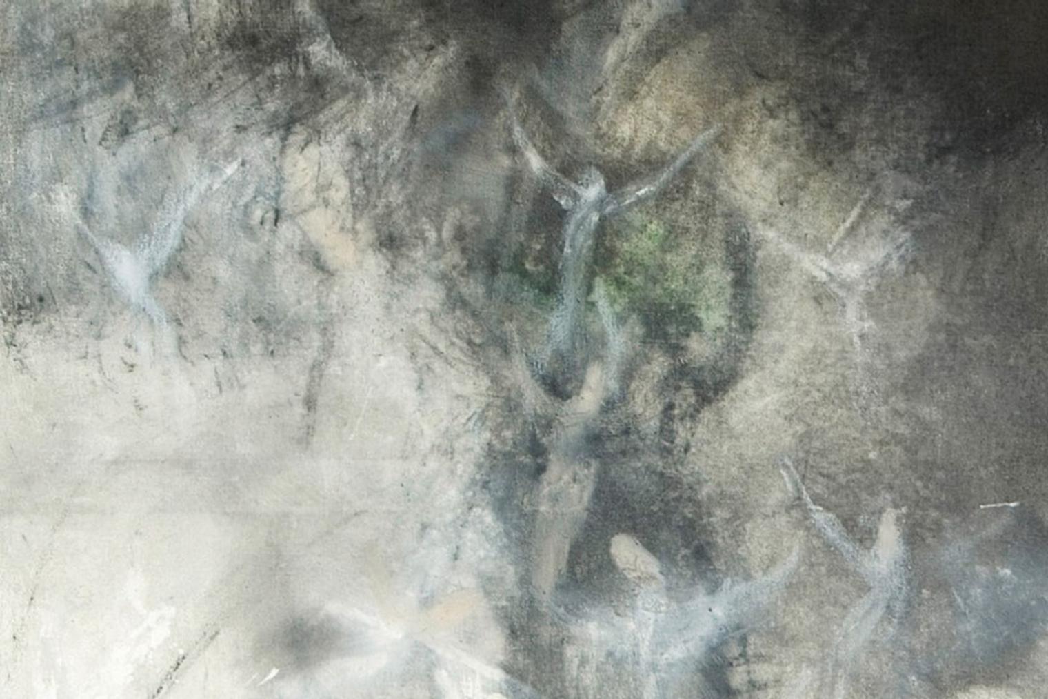 Bild von Karl Brandstätter Einzug der Derwische Ölbild aus der Serie