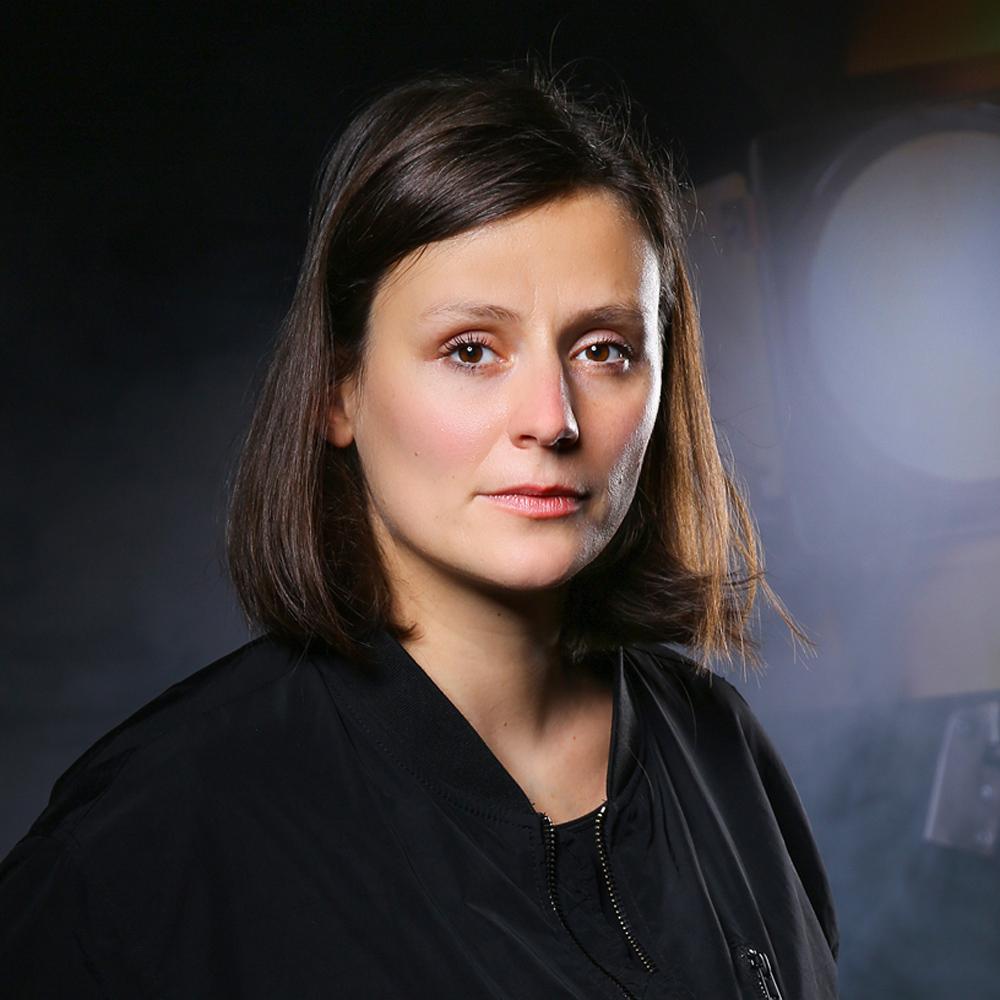 Porträt Sandra Wollner