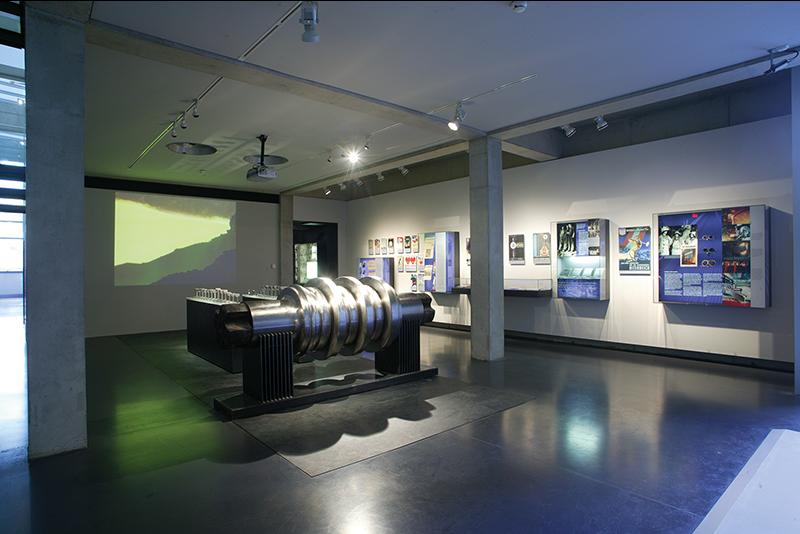 Bild vom MuseumsCenter Leoben