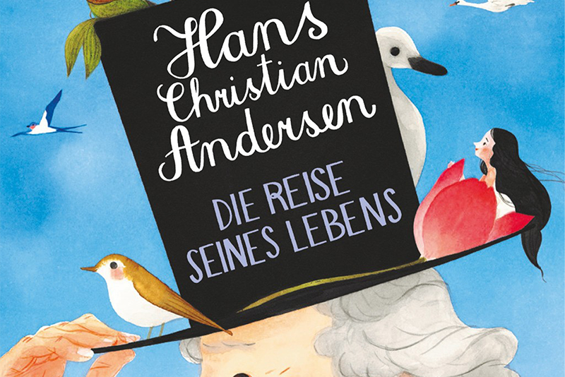 Buchcover Die Reise seines Lebens