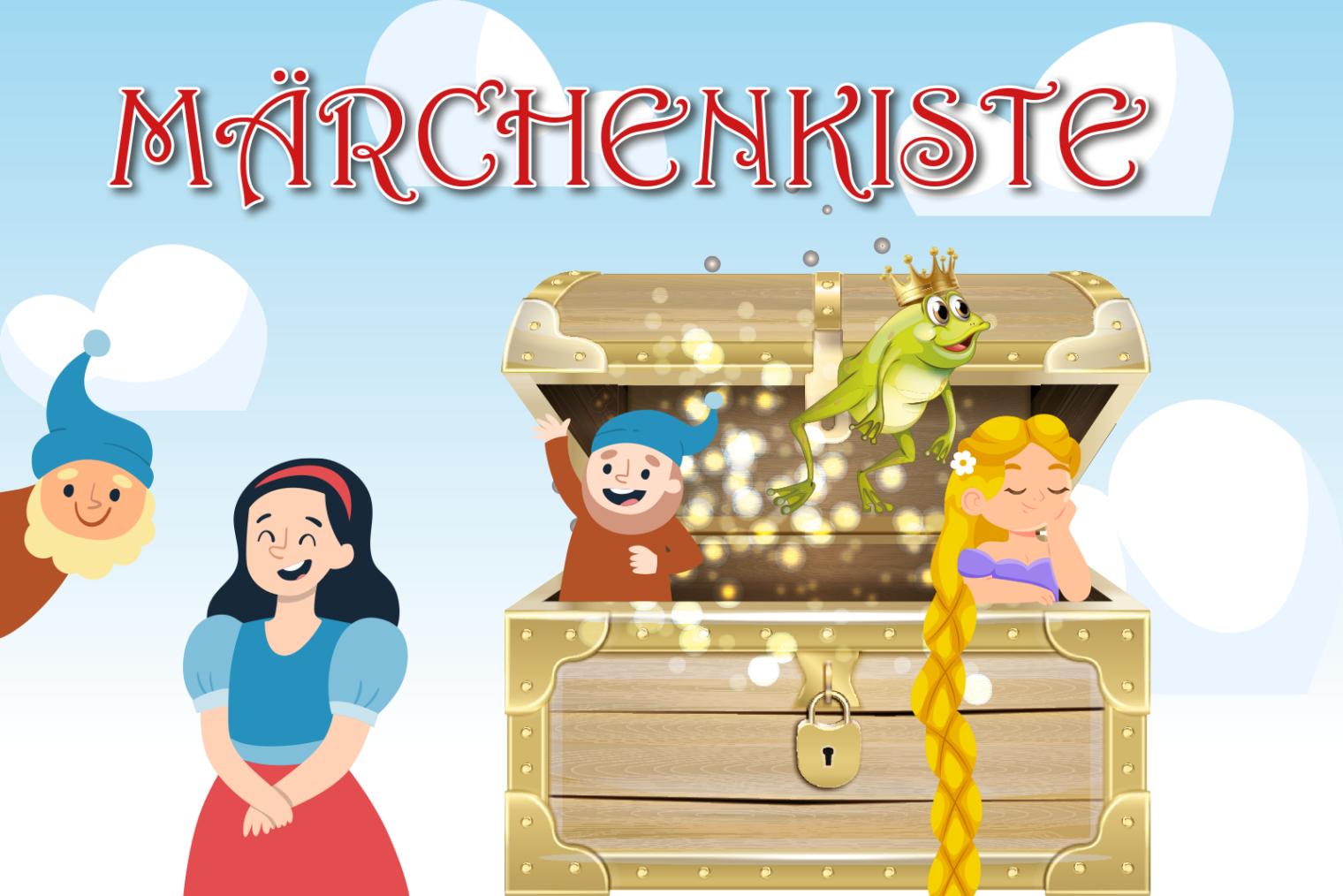 Theaterworkshop Märchenkiste Figuren
