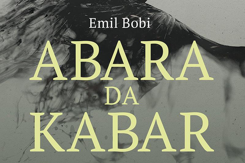 Buchcover Emil Bobo Abara da Kabar