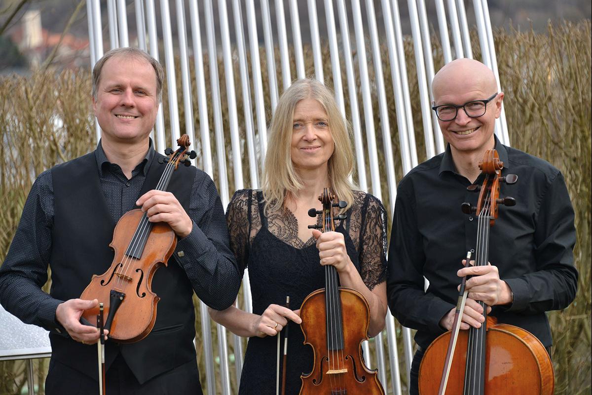 Portrait Salomon Trio