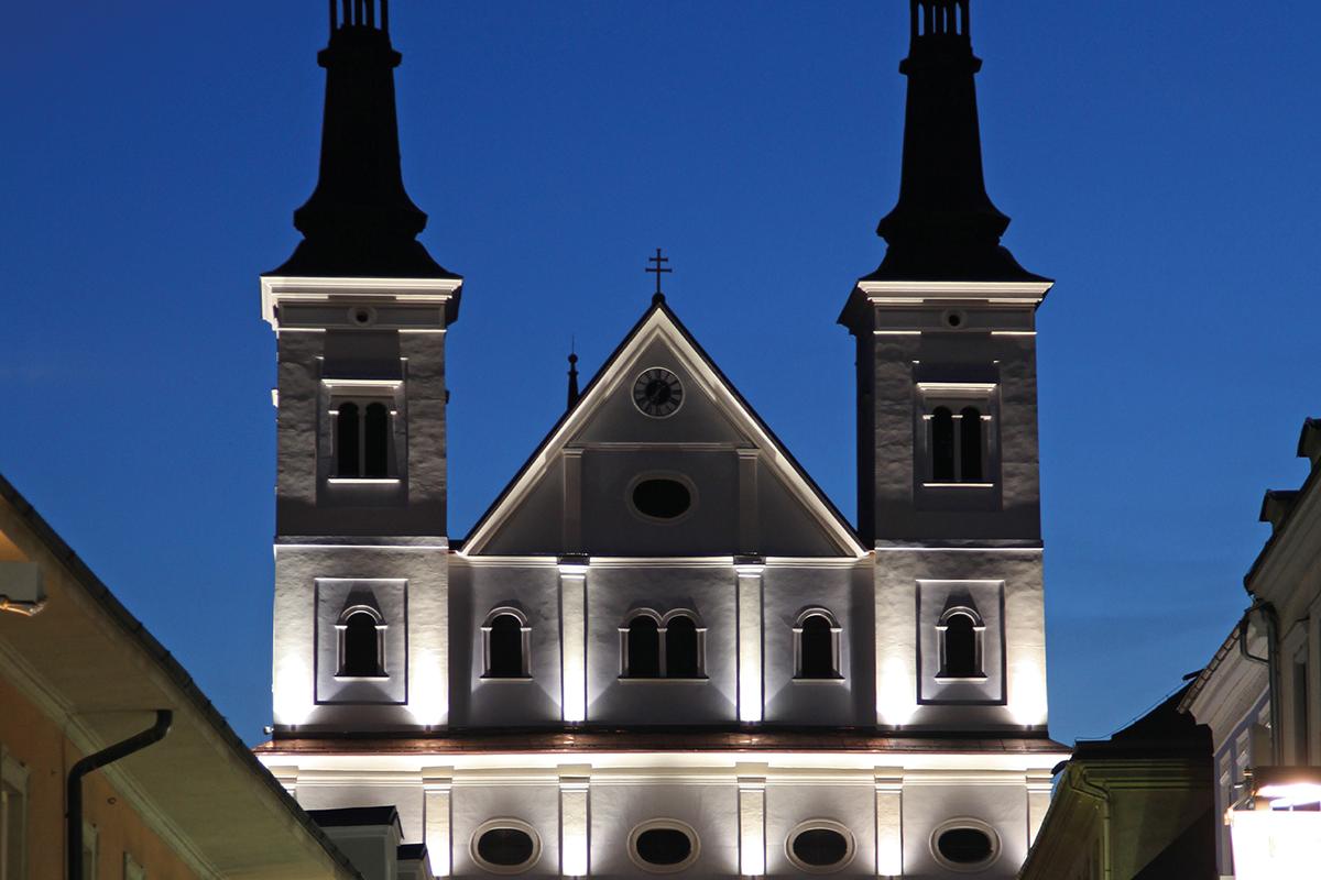 Stadtpfarrkirche St. Xaver