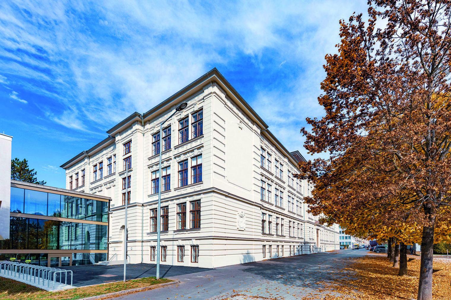 Bildungszentrum Innenstadt Leoben