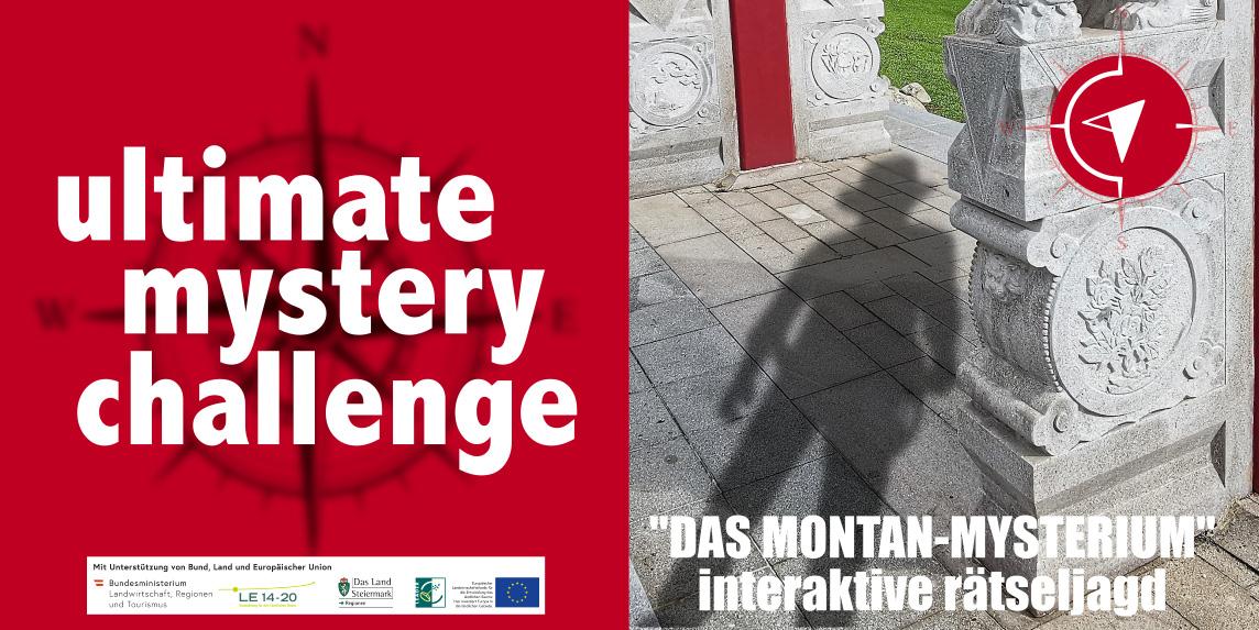 Sujet Mystery Challenge